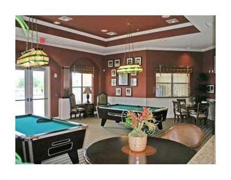 Club House Game Room