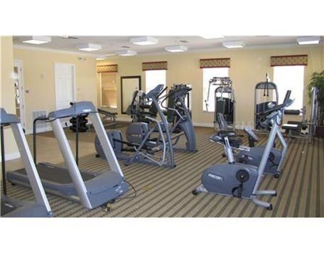 Club House Fitness Room