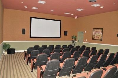 Club House Movie Theatre