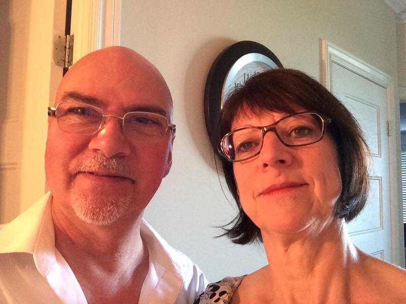 Les propriétaires Jeannot et Francine