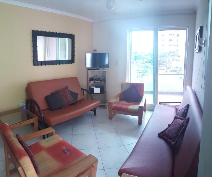 Tonsupa Beach Apartment, holiday rental in Esmeraldas Province