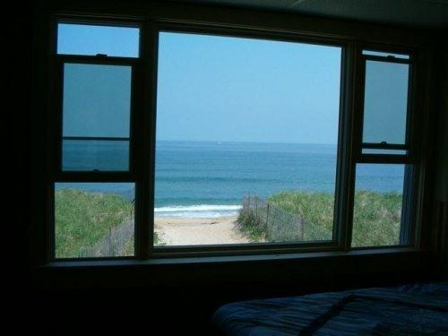 view from Master Bedroom - oceanfront units
