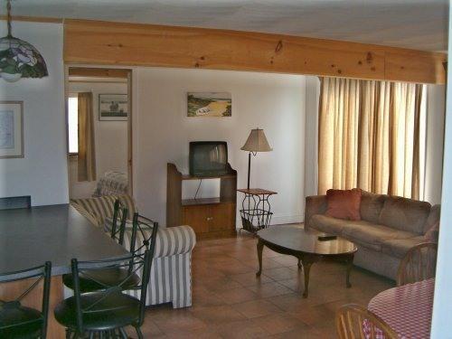 Living Area - 2 bedroom