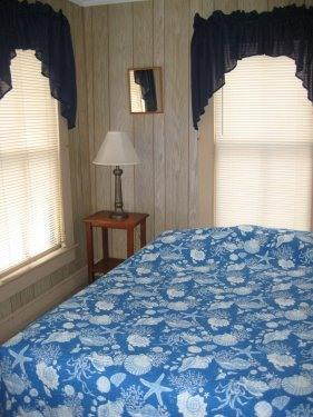 first floor bedroom - 3 & 4 bedroom units