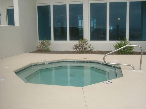 Two Gulf Front Hot Tubs