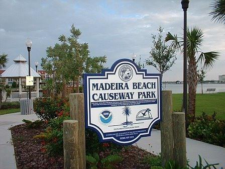 Madeira Beach park