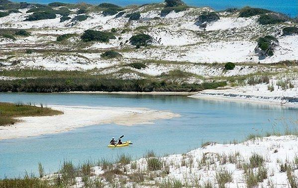 Visit nearby Grayton Beach State Park