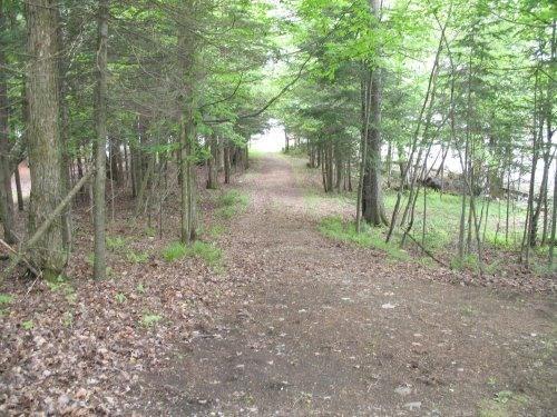 path to private beach