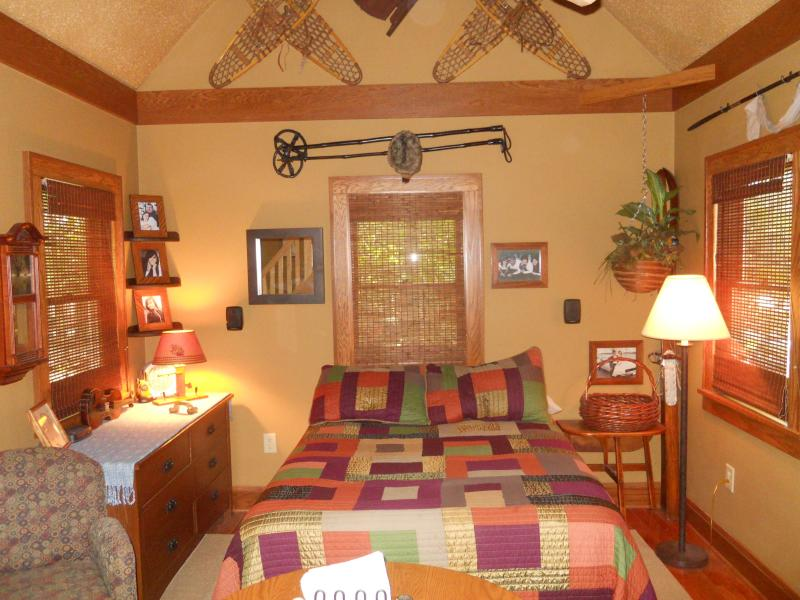 Bunk House living area