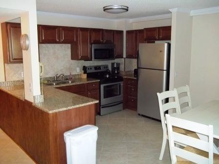 429B- Updated kitchen with new cabinets/granite