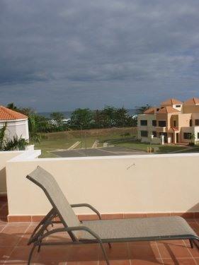 Third Floor terrace with a spectacular ocean view!