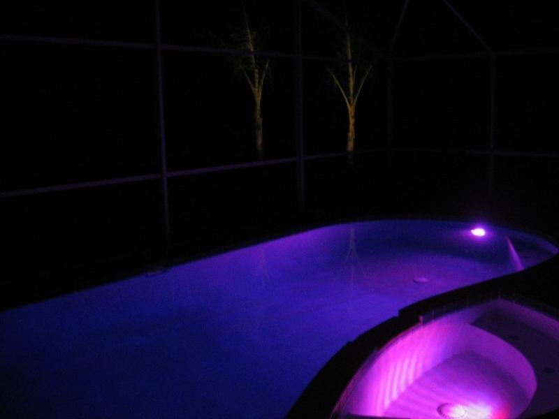 Pool and spa LED lights