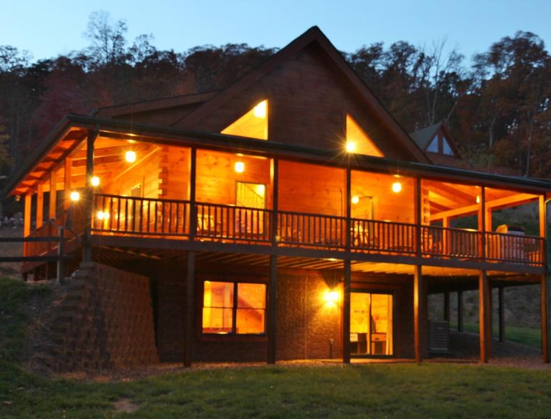 Absolute Perfect Escape 2 Log Cabin Luray Virginia