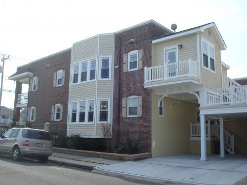 Off Street Parking with Deck/Patio