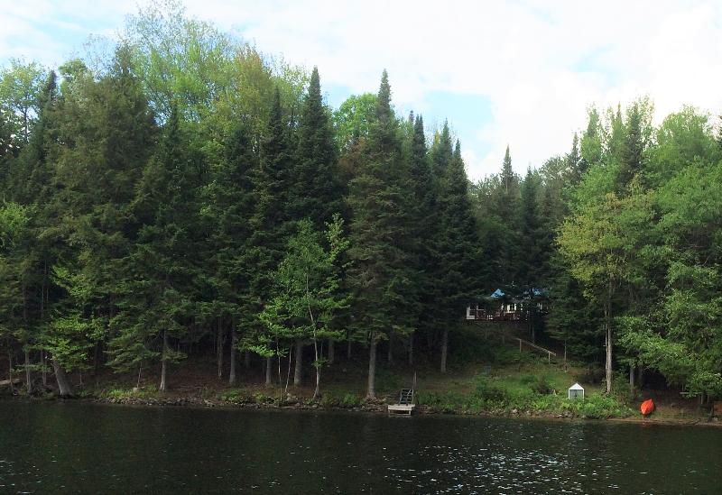 Retreat to Chateaugay