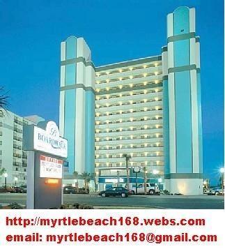 BoardWalk Beach Resort Main Tower