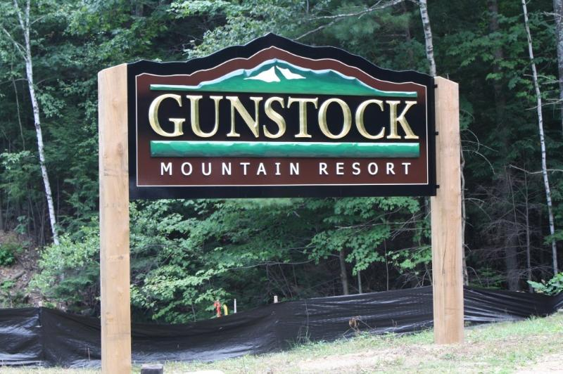 Gunstock - Only 1/2 Mile Away