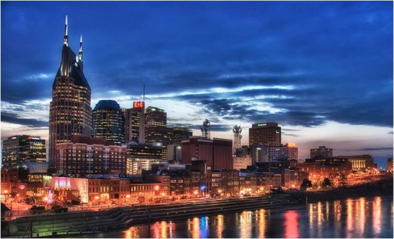 Nashville and the Cumberland River