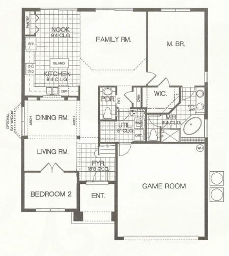 Floor Plan - Grd
