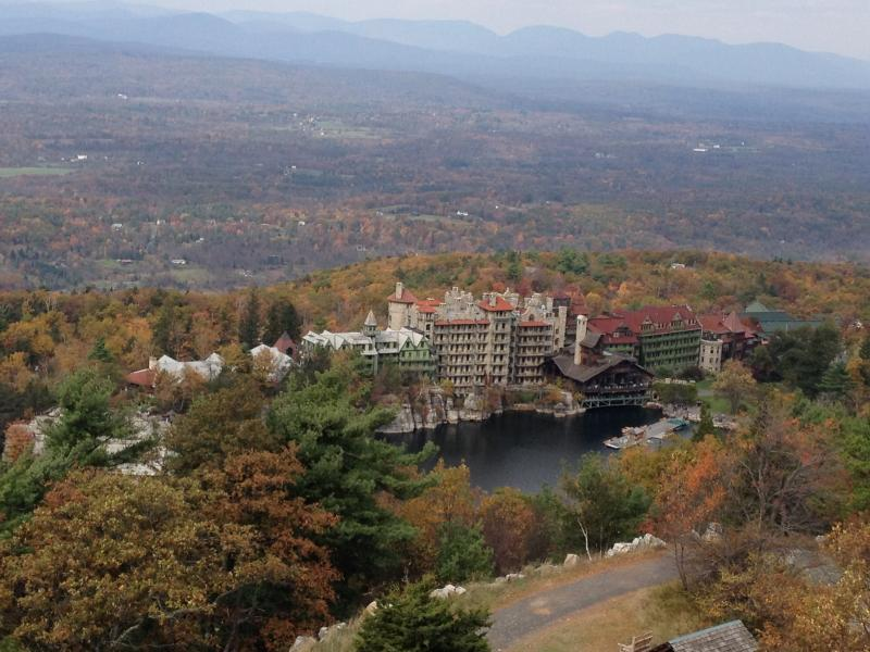 Mohonk House 15 minutes away