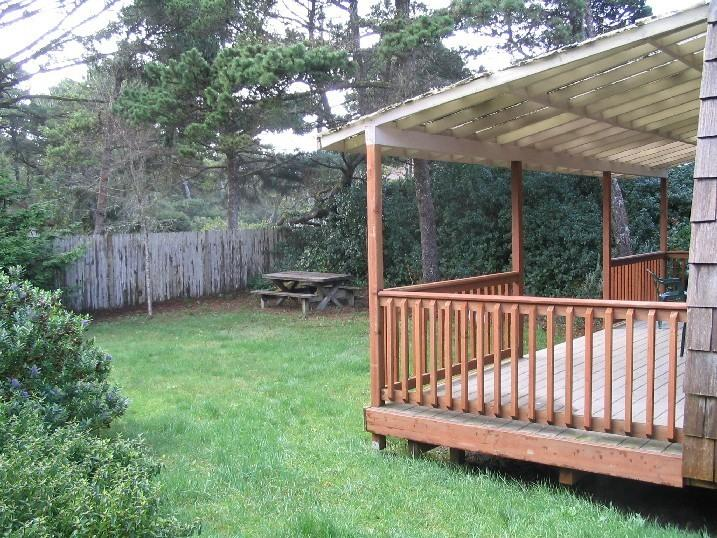 The Backdeck