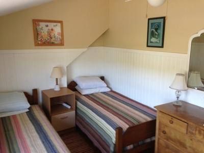 Second Floor back bedroom