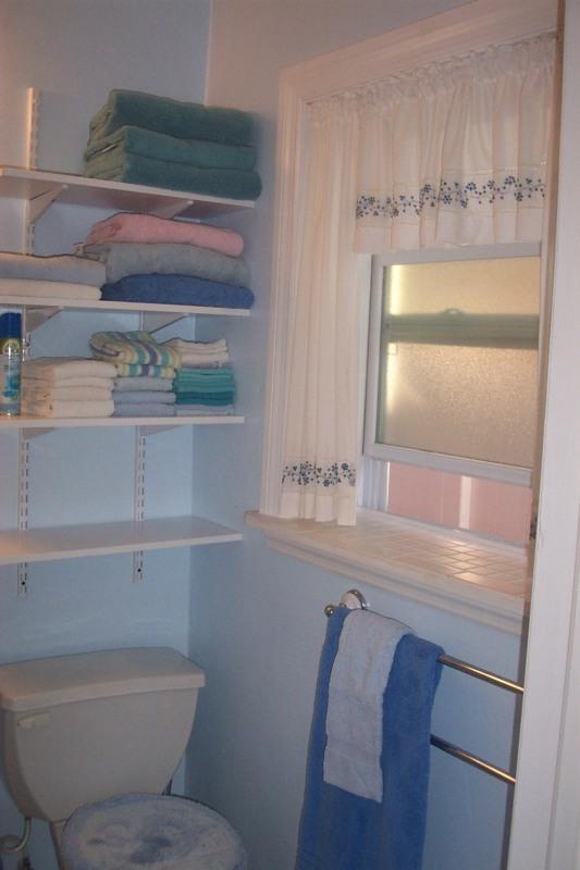 Towels and linen are furnished