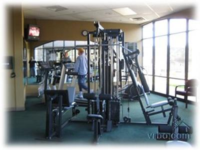 Like to work out? Enjoy the fitness center next to the large pool, tennis, golf.