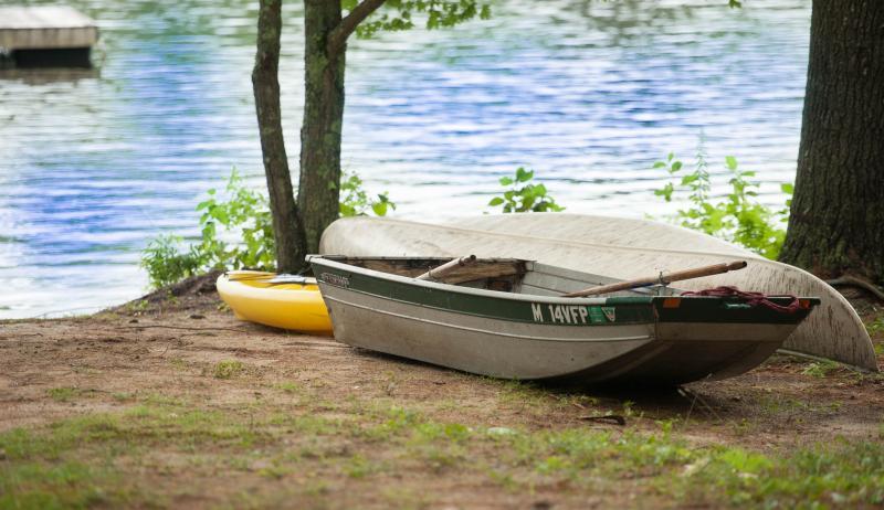 Row boat, kayak, canoe