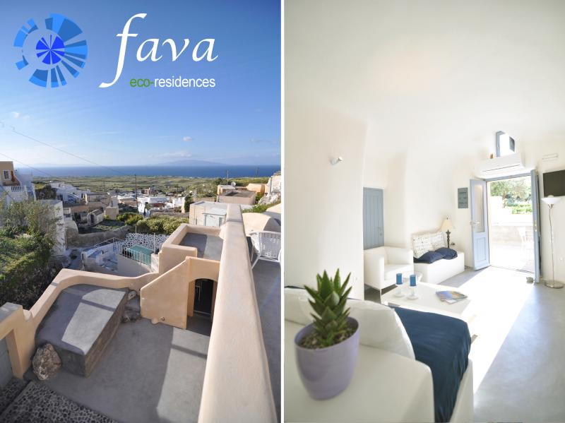 Fava Eco Residences - Eos Suite, vacation rental in Oia