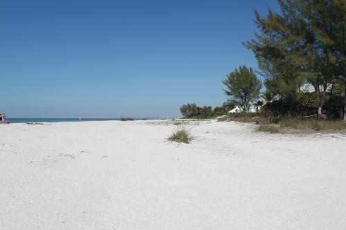 Beach at Manasota Key