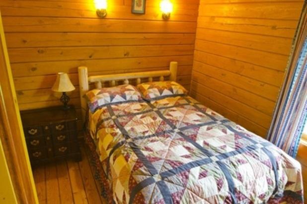 Hemlock Double Bedroom