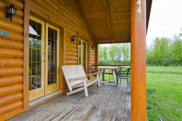 Hemlock Porch