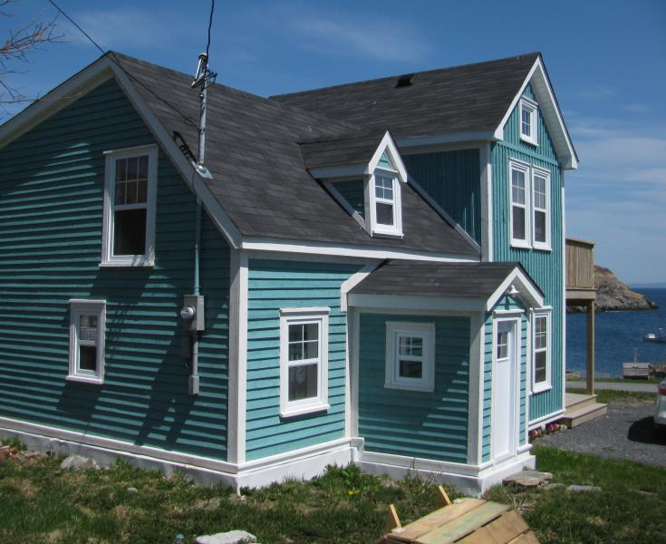 Love's Anchor by the Sea (oceanview rental), holiday rental in Newfoundland and Labrador