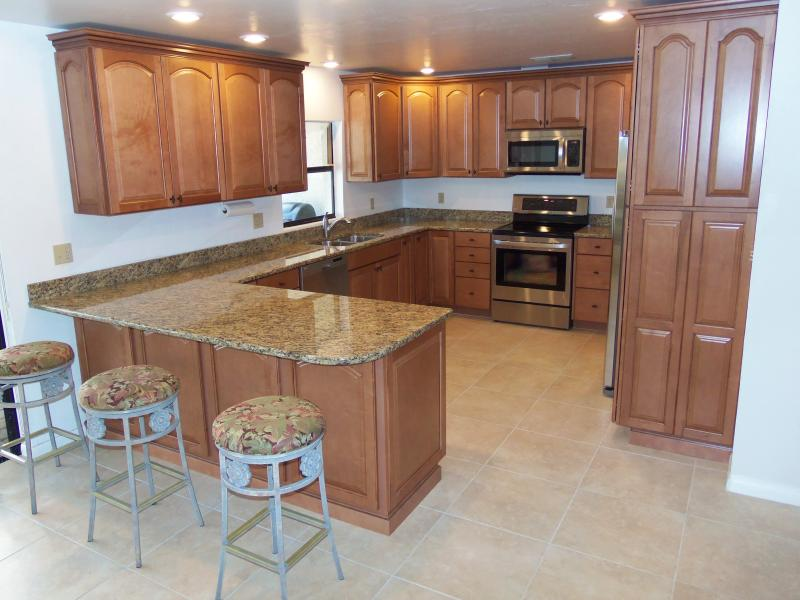 Just remodeled kitchen