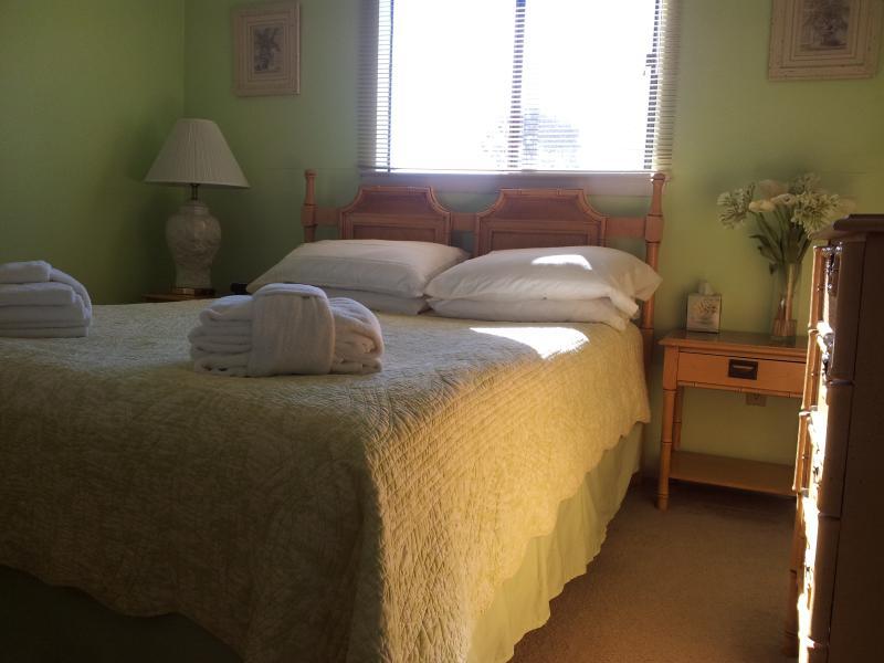 Main bedroom with master en-suite