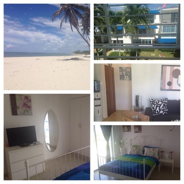 Beachfront villa, alquiler de vacaciones en Juan Dolio