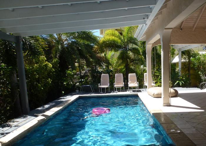 fun-time in your own pool
