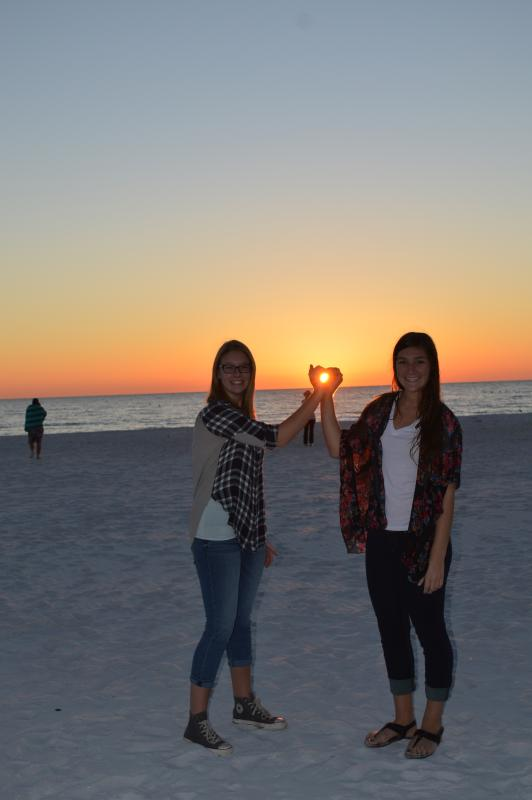 Capture the sunset and live the many other great experiences of Siesta Key...
