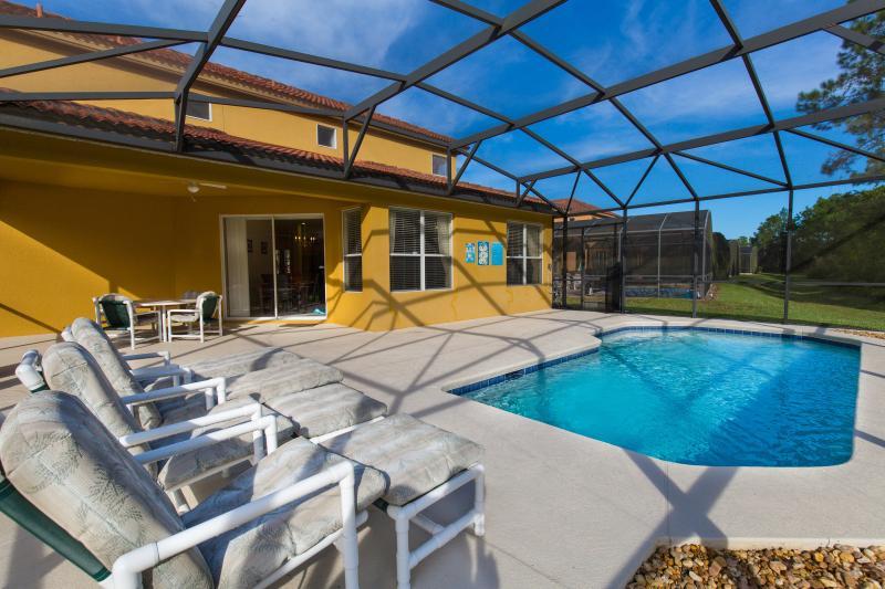 Profitez de la piscine privée et le pont - de détendre et de profiter du soleil de la Floride et vues de conservation nature