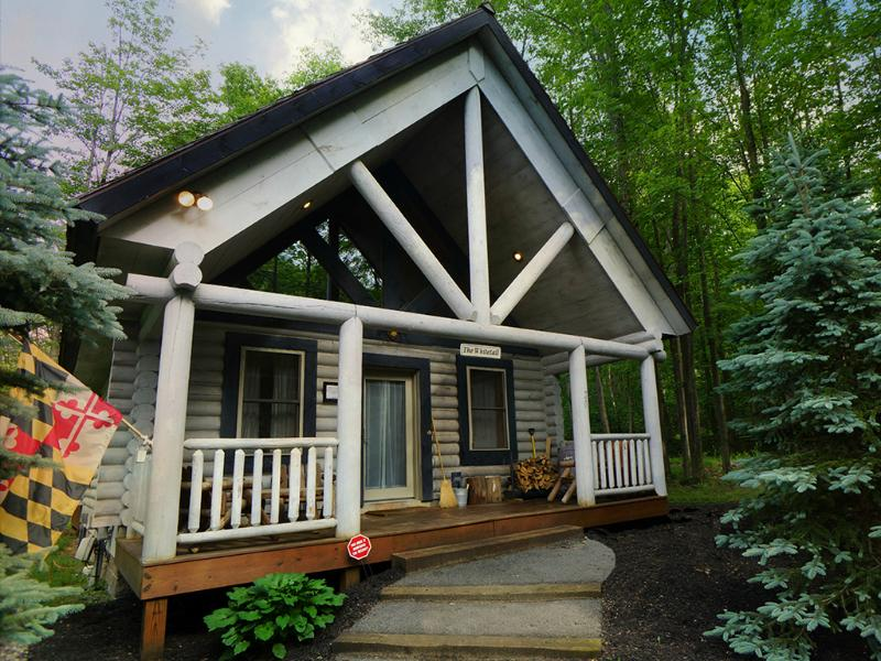 The Whitetail - The Perfect Deep Creek Lake Cabin!