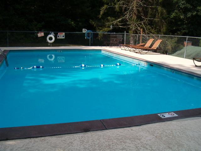Easy walking distance to the community pool. Available to you Memorial-Labor Day