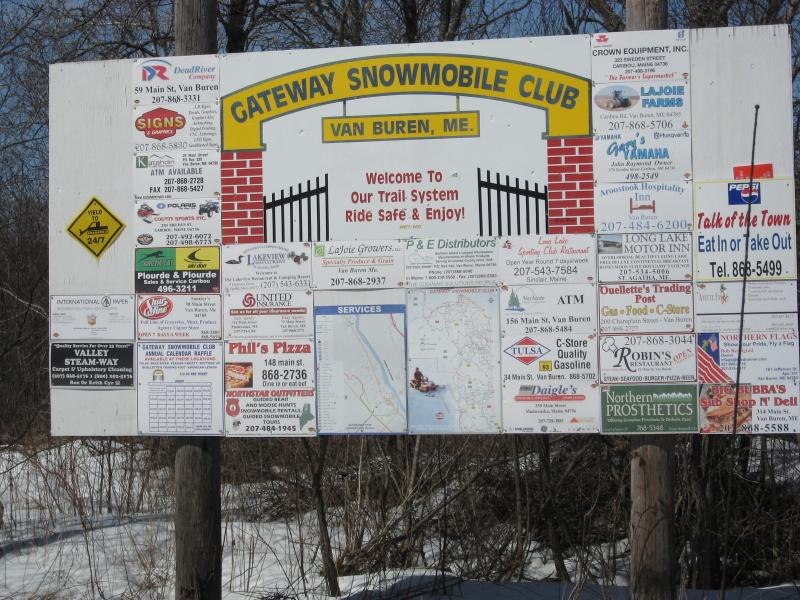 Gateway to Everything.???  2mins from the house. Rt 105  14 miles to long Lake