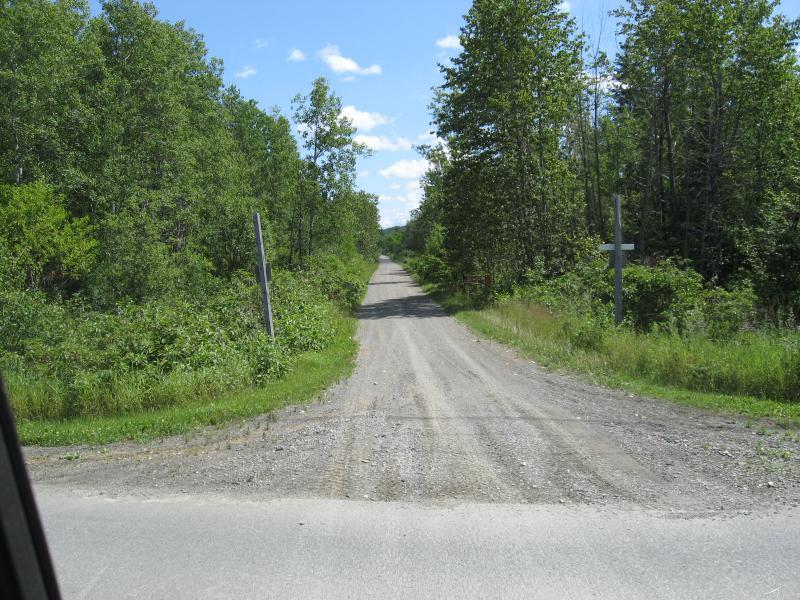 1 small trail to everything/Long Lake/Portage Lake/Fort Kent/Eagle Lake/plus...