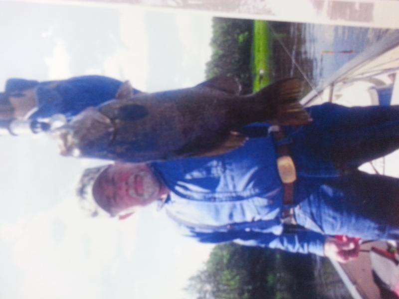 Fishing Big fish
