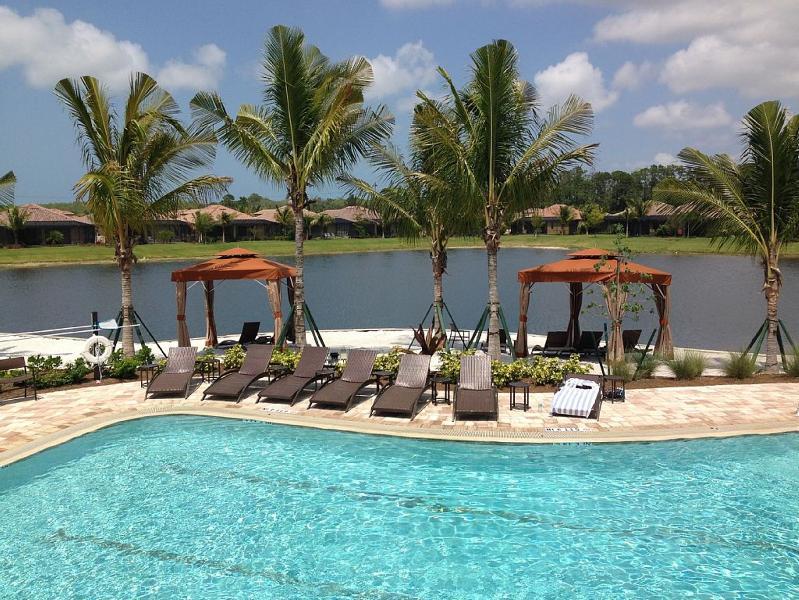 resort-stijl zwembad