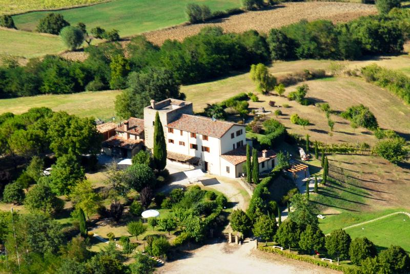 Country house, vacation rental in Trestina