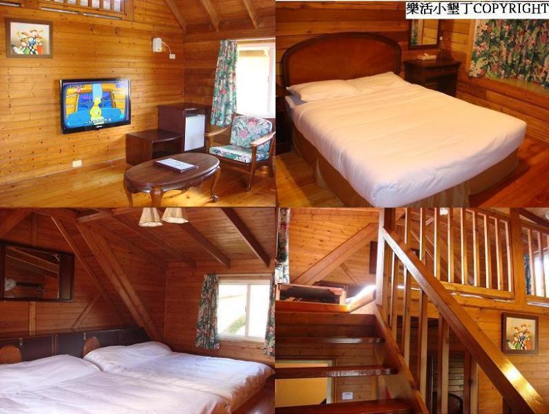 Single Wood Vacation House - Inside