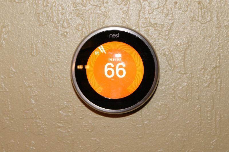 Nest Heater for Cabin.