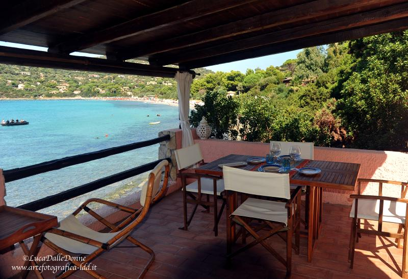 Sa Pupusa Lodge - Dependance by the sea perfect for two, holiday rental in Torre delle Stelle